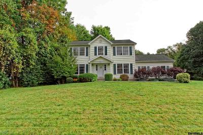 Clifton Park Single Family Home For Sale: 63 Michelle Dr