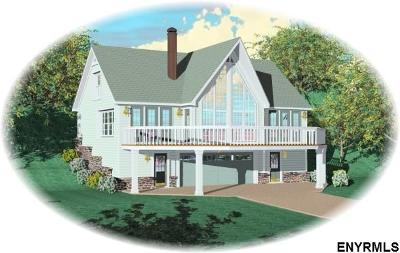 Single Family Home New: 1268 Rt 9p