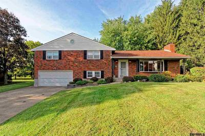 Colonie Single Family Home For Sale: 104 Latham Ridge Rd