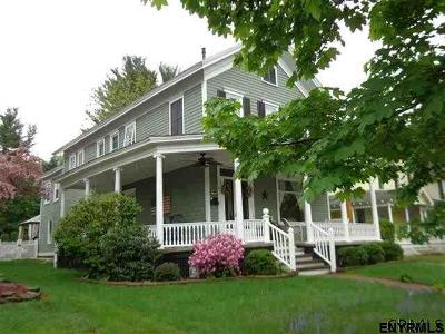 Ballston Spa Single Family Home For Sale: 31 McMaster St