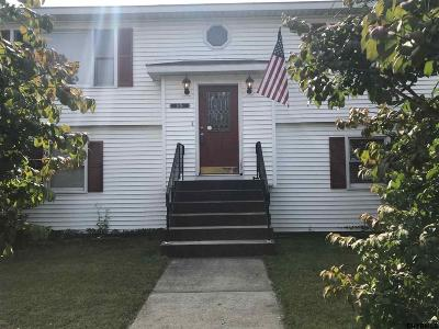 Schenectady Single Family Home For Sale: 1746 Nora Av