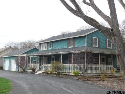 Saratoga County Single Family Home New: 14 Bonneau Rd