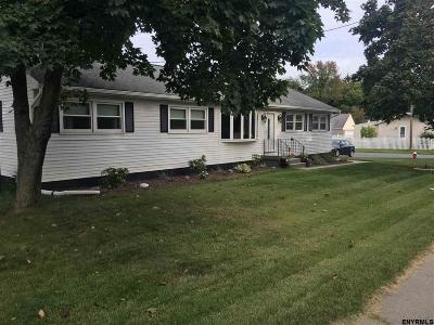 Colonie Single Family Home For Sale: 275 Sand Creek Rd