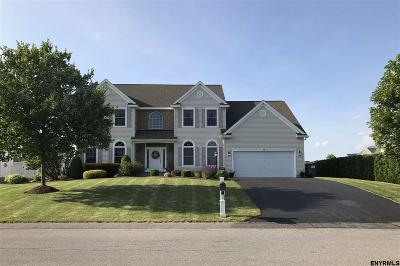 Colonie Single Family Home New: 13 Windrose Way