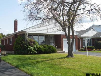 Albany NY Single Family Home New: $99,900