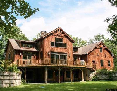 Single Family Home For Sale: 126 Little Lake Rd