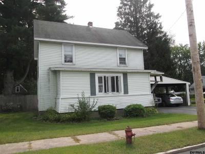 Schenectady Single Family Home For Sale: 153 Bradford Rd