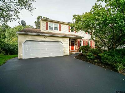 Colonie Single Family Home New: 8 Glenmore Dr