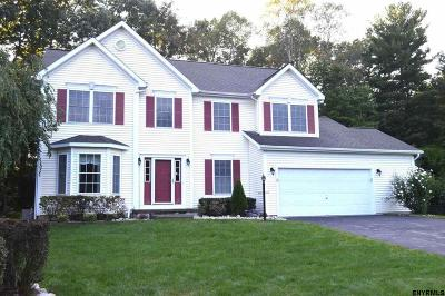 Clifton Park Single Family Home New: 6 Bevswood Oaks