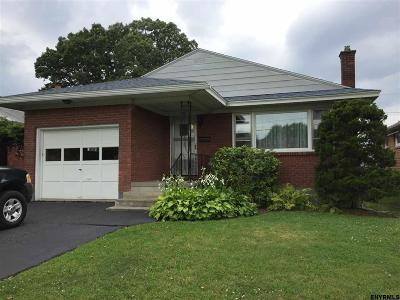 Albany NY Single Family Home New: $165,500