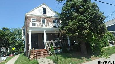Albany NY Two Family Home Price Change: $104,900