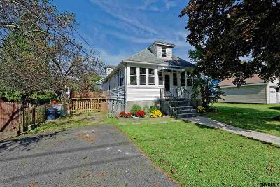 Albany NY Single Family Home New: $184,900