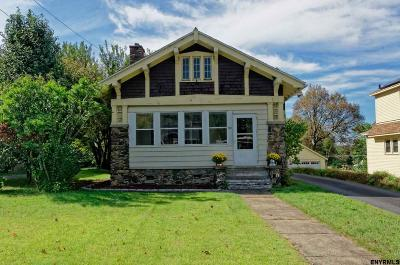 Troy Single Family Home New: 1913 Burdett Av