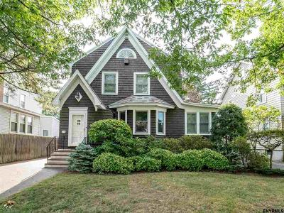 Albany Single Family Home New: 13 Danker Av