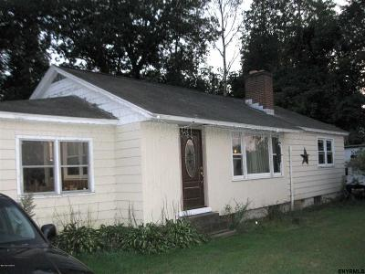 Northumberland NY Single Family Home For Sale: $94,900