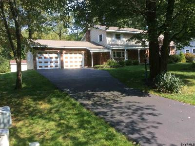 Saratoga County Single Family Home For Sale: 5 Patroon Pl