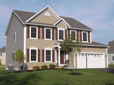 Colonie Single Family Home New: 1 Sutton Dr