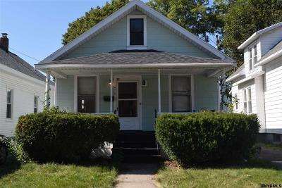 Schenectady Single Family Home New: 470 Arthur St