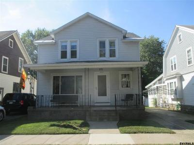 Schenectady Single Family Home New: 1045 Keyes Av
