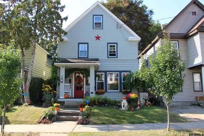 Schenectady Single Family Home New: 2320 Turner Av