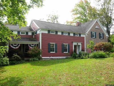 New Scotland Single Family Home For Sale: 1983 Indian Fields Rd