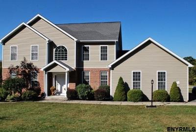 Saratoga County Single Family Home For Sale: 16 Bradt Rd