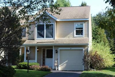 Clifton Park Single Family Home New: 61 Stoney Creek Dr
