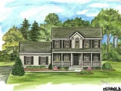Saratoga County Single Family Home For Sale: 40i Gurba Dr