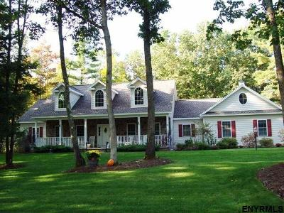 Saratoga Springs Single Family Home New: 6 Buff Rd