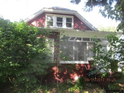 Albany Single Family Home New: 45 Linden Rd