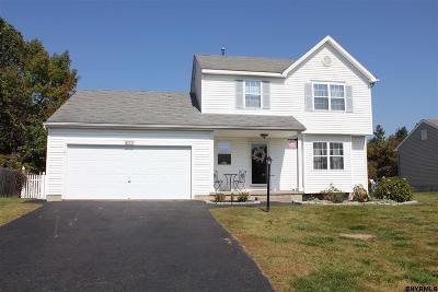 Rensselaer Single Family Home For Sale: 25 Falcon Chase