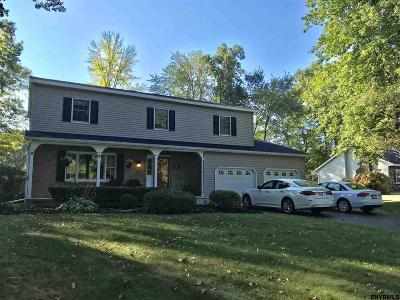 Colonie Single Family Home New: 726 Downing St