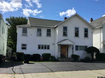 Troy Single Family Home For Sale: 610 Pawling Av