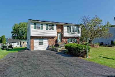 Saratoga County Single Family Home For Sale: 108 Gurba Dr South