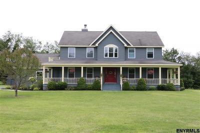 Ballston Spa Single Family Home For Sale: 22 Silver Springs Dr