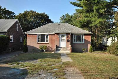 Colonie Single Family Home For Sale: 1298 Central Av