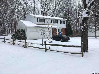 Saratoga Springs Single Family Home For Sale: 18 Lexington Rd