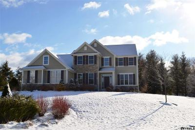 Guilderland Single Family Home For Sale: 1 Arbor Dr