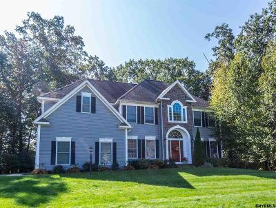 Schenectady County Single Family Home For Sale: 8 Dorothy La