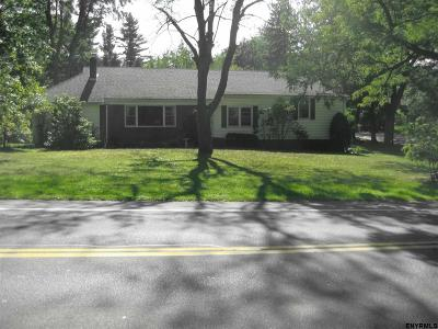 Colonie Single Family Home For Sale: 302 Osborne Rd