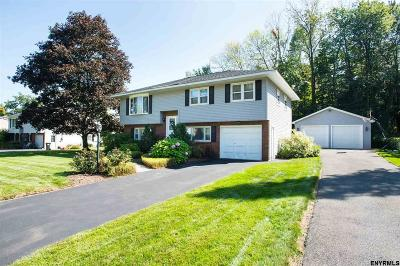 Colonie Single Family Home For Sale: 14 St Thomas La