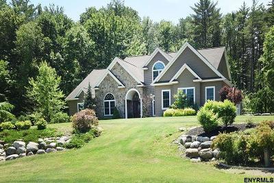 Saratoga County Single Family Home For Sale: 18 Kadnorida Dr