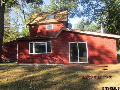Saratoga County Single Family Home For Sale: 90 Westside Dr