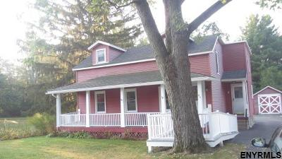 Altamont Single Family Home For Sale: 414 Route 146