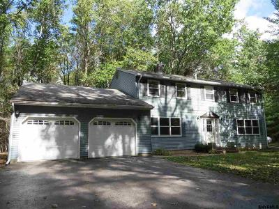 Wilton Single Family Home For Sale: 197 Ruggles Rd