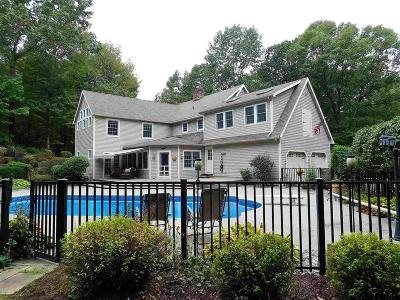 Saratoga County Single Family Home For Sale: 2 Blueberry Way