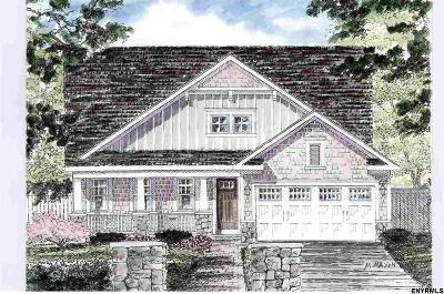 Wilton Single Family Home For Sale: Burnham Rd