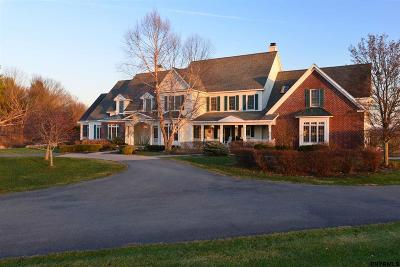 Saratoga County Single Family Home For Sale: 221 Peters Rd