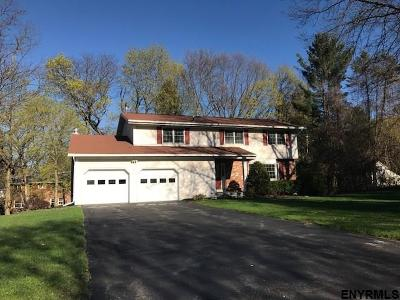 Colonie Single Family Home For Sale: 1 Laurel Dr