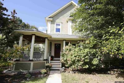Saratoga Springs Single Family Home For Sale: 123 Madison St